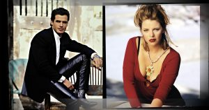 Antonio Sabato Jr, Tracy Lind