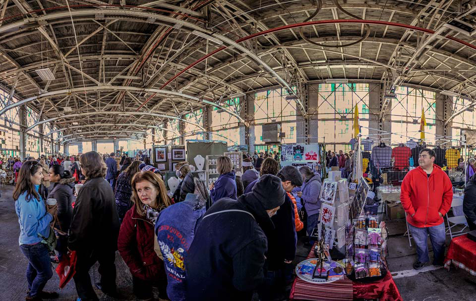 ABQ Railyards Market
